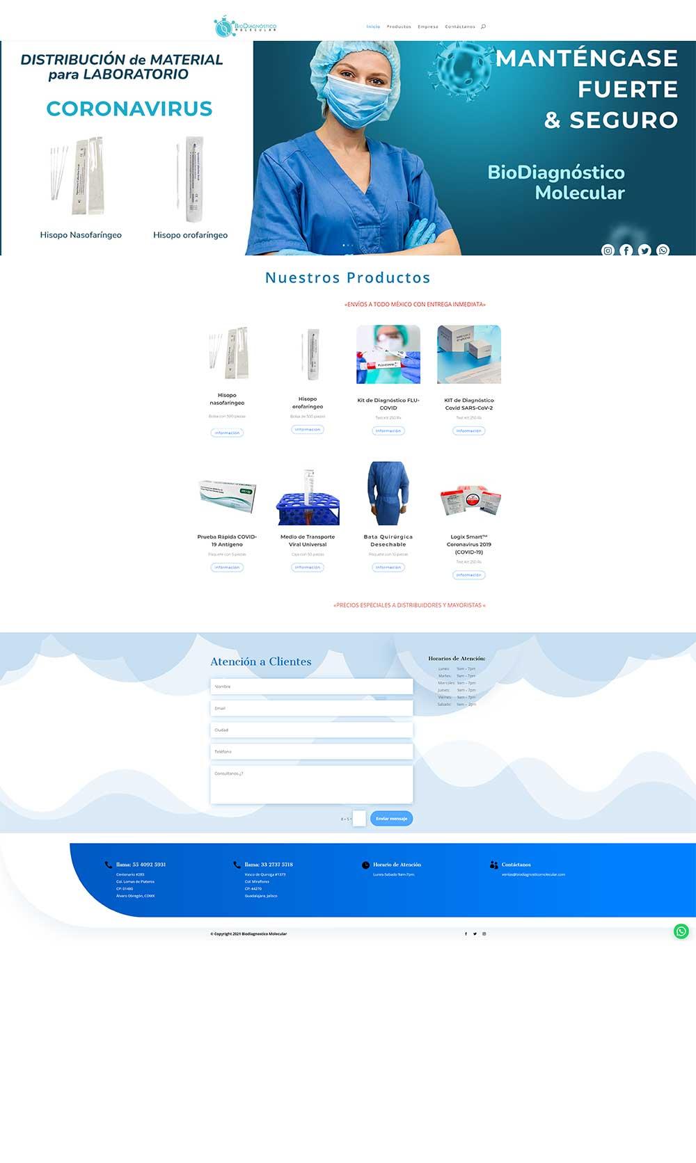 uxweb diseño de pagina web economico