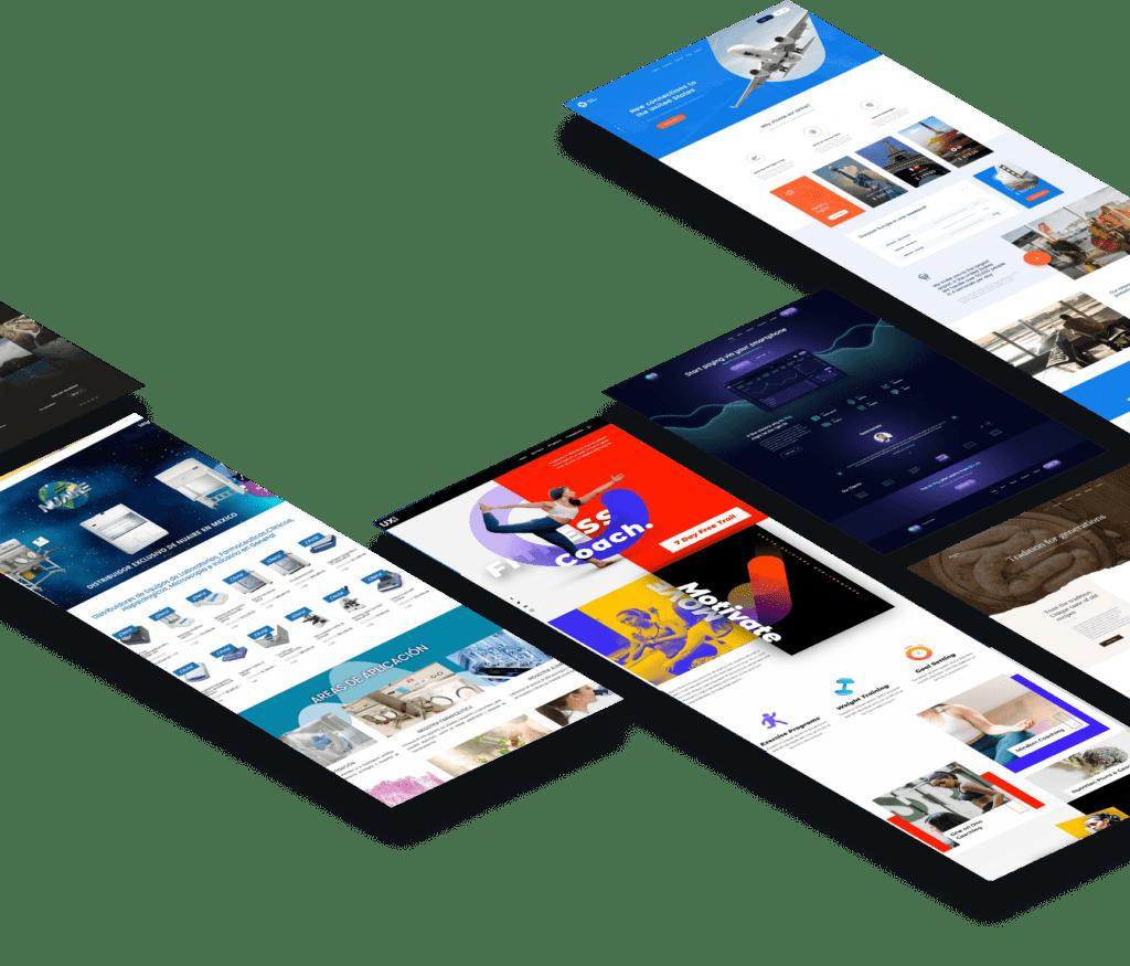 UXWEB Rediseño Optimización de Paginas Web